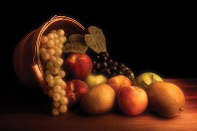 Basket of Fruit by C. McNemar