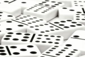 Dominos II by C^ McNemar