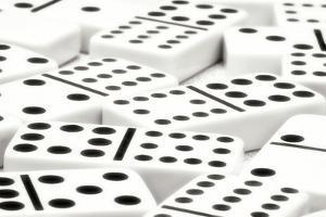 Dominos II by C. McNemar