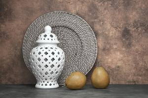 Ginger Jar and Pears I by C. McNemar