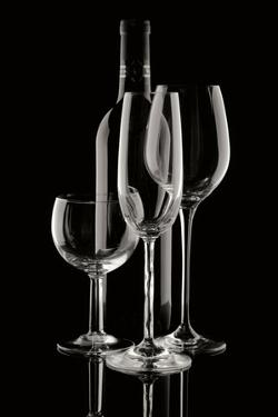Wine Reflections II by C. McNemar