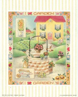 I Love Garden I by C. Meredith