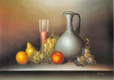 Still Life and Glass