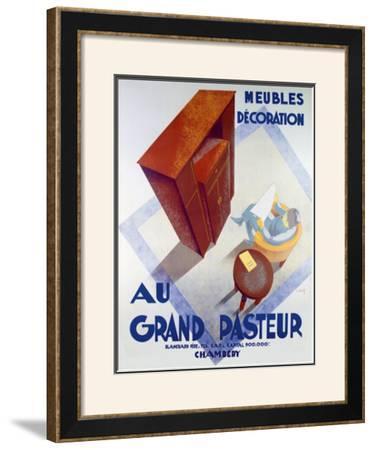 Meubles au Grand Pasteur