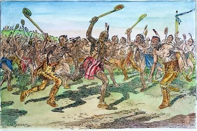 Iroquois: Lacrosse