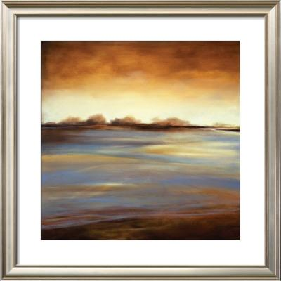 Stewart Lake at Dawn I