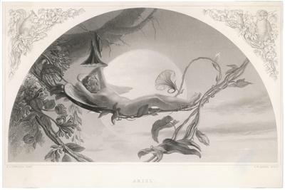 The Tempest, Ariel the Airy Spirit of the Island