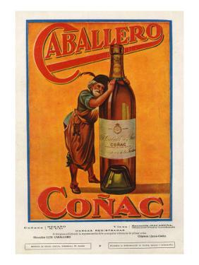 Caballero, Magazine Advertisement, Spain, 1920