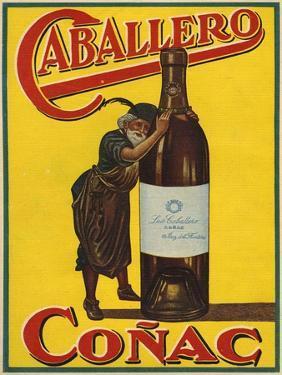 Caballero, Magazine Advertisement, Spain, 1935