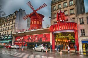 Cabaret Place Pigalle in Paris