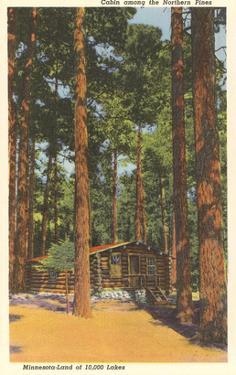 Cabin in Northern Pines, Minnesota