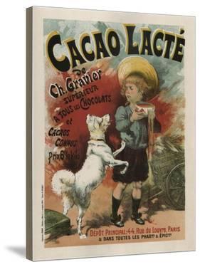 Cacao Lacte France