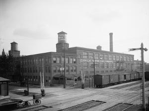 Cadillac Motor Car Co., Detroit, Mich