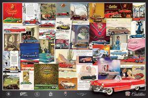 Cadillac- Vintage Ads