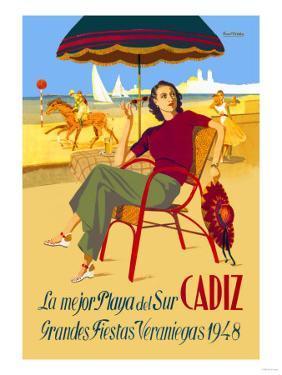 Cadiz, La Mejor Playa del Sur