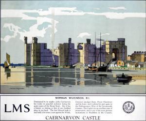 Caernarvon Castle LMS