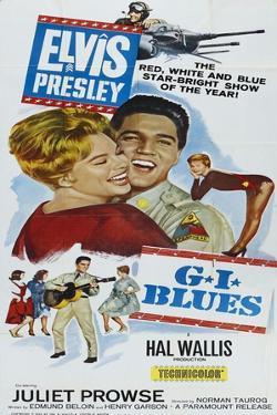 """Café Europa, 1960 """"G. I. Blues"""" Directed by Norman Taurog"""