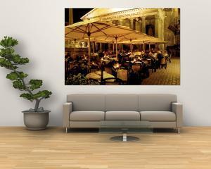 Cafe, Pantheon, Rome Italy