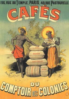 Cafés Du Comptoir Des Colonies