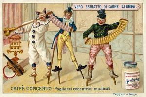 Caffe-Concerto: Eccentric Musical Clowns