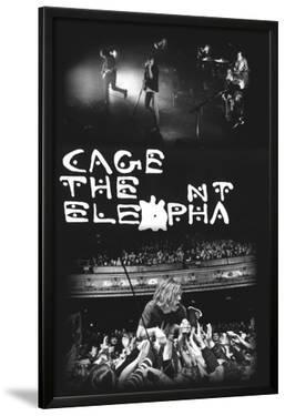Cage The Elephant- 2 Live Pics