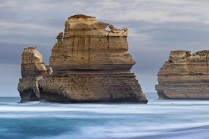 12 Apostles National Marine Park, Gibsons Beach, Port Campbell National Park, Princetown, Victoria by Cahir Davitt
