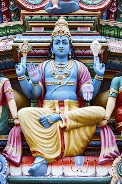 Hindu Goddess Kali (The Goddess of Time, Change, Power by Cahir Davitt