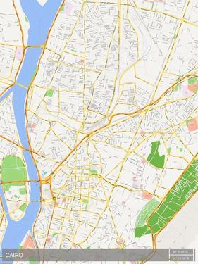 Cairo, Egypt Map