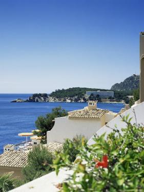 Cala Fornella, Majorca, Balearic Islands, Spain, Mediterranean by L Bond