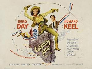 Calamity Jane, 1953, Directed by David Butler