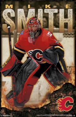 Calgary Flames - Mike Smith
