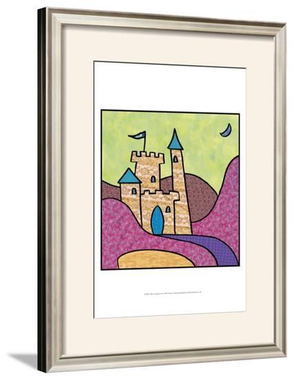 Calico Kingdom III-Charles Swinford-Framed Art Print