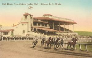 Caliente Racetrack, Tijuana, Mexico
