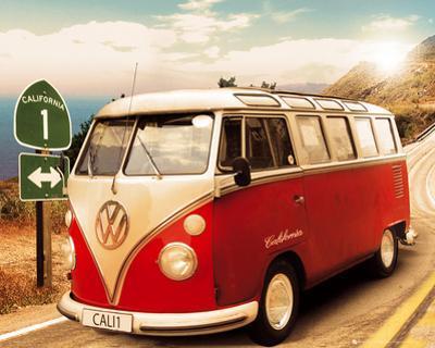 California Camper-Route One