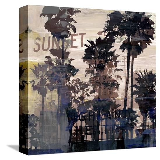 California Dreamin 1-Sven Pfrommer-Stretched Canvas Print