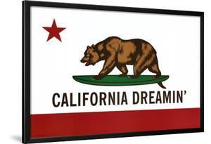 California Dreamin' Poster