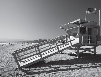 California Lifeguard Stand