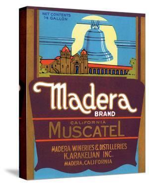 California Muscatel, Madera