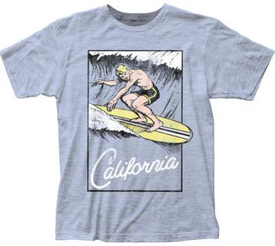 California Surf's Up Stamp