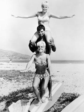 California Surfers, 1964