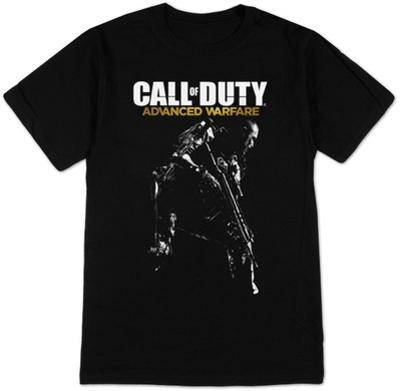 Call of Duty Advanced Warfare - Logo & Gunman