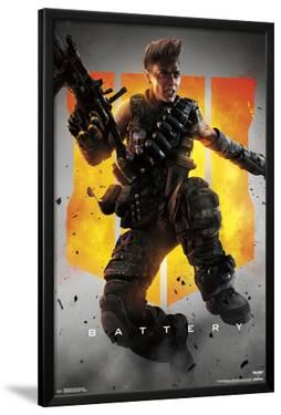 CALL OF DUTY  BLACK OPS 4 - BATTERY KEY ART