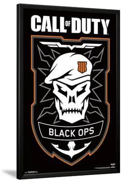 CALL OF DUTY:  BLACK OPS 4 poster