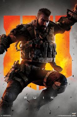 CALL OF DUTY  BLACK OPS 4 - RUIN KEY ART