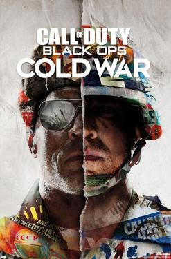 Call of Duty: Black Ops Cold War - Key Art