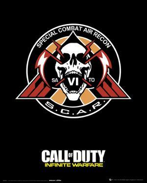 Call Of Duty Infinite Warfare- S.C.A.R.