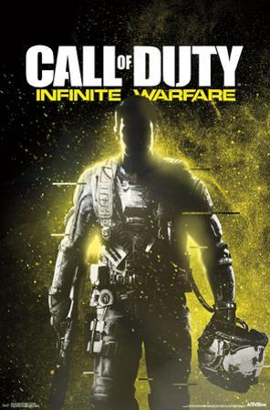 Call of Duty: Infinite Warfare- Solitary Soldier