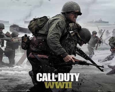 Call Of Duty: WW2 - Beach