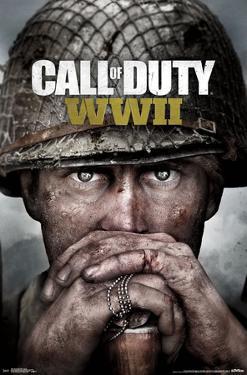 CALL OF DUTY: WWII - KEY ART