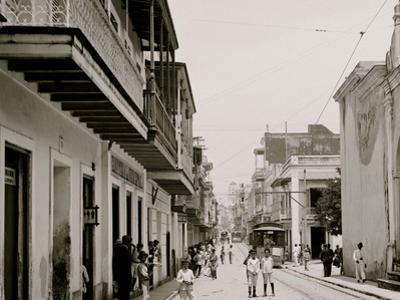 Calle De San Francisco, San Juan, P.R.
